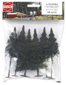 Ho 6 Assorted Pine Trees