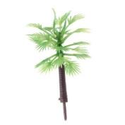 Model Palm Trees Layout Train Scenery Landscape OO HO TT - 10PCS