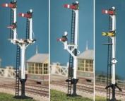 Ratio 476 LMS Round Post Signal Kits