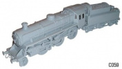 Dapol Model Railway BR Mogul Class Locomotive Plastic Kit - OO Scale 1/76