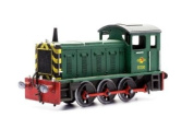 Dapol Model Railway Drewery Shunter Plastic Kit - OO Scale 1/76
