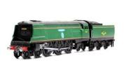 "Dapol Model Battle of Britain ""Biggin Hill"" Locomotive Plastic Kit - OO Scale 1/76"