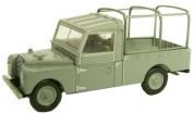 Oxford Diecast Land Rover 109 Landrover S 109 - 1/76 OO Scale Diecast Model