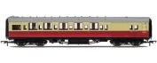 Hornby R4346B BR Maunsell 6 Compartment 3rd Class Brake (High Window) 00 Gauge Coach Rolling Stock