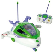 Toy Story Remote Control Space Ship