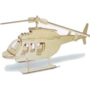 Bell 206 - Woodcraft Construction Kit