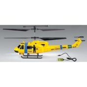 3.5 CH RC YELLOW Toy Helicopter Magic Sway Infrared Control With Gyro P703B