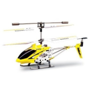 Syma S107G 2Nd Edition Yellow New Version Indoor Helicopter