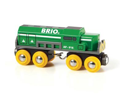 BRIO Freight Locomotive (33693)