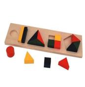 Toy Box Shape Board