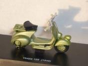 VESPA 125 GOLD GRoeN 1948 1/43 NEW RAY MODELLMOTORRAD MODELL MOTORRAD