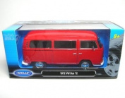 VW Bus T2 1972, rot 1:24