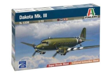 Italeri 1/72 Dakota Mk.III # 1338