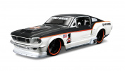 "Tobar 1:24 Scale ""1967 Ford Mustang Gt with Harley Davidson Branding"" Vehicle"