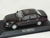 Ford Scorpio 1994-1998 Limousine Violett Schwarz 1/43 Minichamps Modellauto Modell Auto SondeRangebot