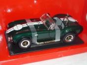 Shelby Ac Cobra Ford 427 S/c Groen 1964 1/18 Yatming Modellauto Modell Auto