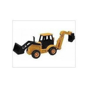 Richmond Toys Construction Service Series Die-Cast Digger Model with Moving Parts