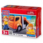Mega Bloks - Blok Town Vehicle - Tow Truck