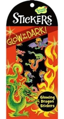 Peaceable Kingdom Glow in the Dark - Dragon
