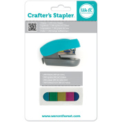 We R Memory Keepers Crafter's Stapler & Coloured Staples
