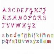 Sticker alphabet girls Djeco