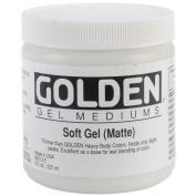 Pro-Art Golden Soft Gel Matte, 240ml