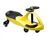 PlasmaCar Ride on Car (Yellow)
