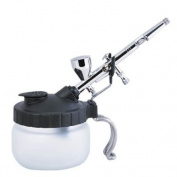 Professional Airbrush Cleaning Station with Holder Support for Airbrush