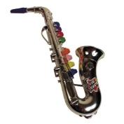 Reig Top Fiesta 8-Note Metal Plated Saxophone