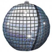 Disco Ball Holographic UltraShape 38cm Uninflated