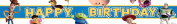 Amscan Toy Story 5 Yard Foil Banner