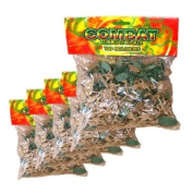 500 BOYS PLASTIC COMBAT MISSION TOY SOLDIERS BAG BUCKET PARTY BAG FILLERS