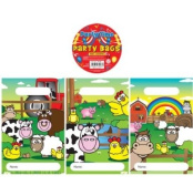 12 Farmyard Party Bags