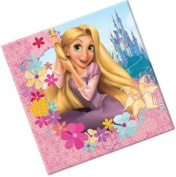 Amscan Tangled Lunch/ Napkins