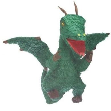 Green Dragon Pinata (bashing)