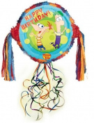 Disney Phineas and Ferb Pull String Pinata