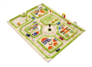 Little Helper Ivi Exclusive Thick 3d Childrens Play Mat
