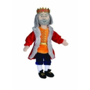The Puppet Company Finger Puppets King