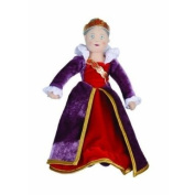The Puppet Company Finger Puppets Queen