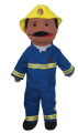 The Puppet Company Dressing-Up Clothes Fire Person Puppet Outfit