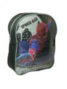 SPIDERMAN 4 MOVIE BOYS KIDS PADDED SCHOOL NURSERY BACKPACK RUCKSACK TRAVEL BAG
