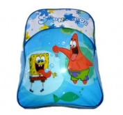 SPONGEBOB PATRICK STAR PADDED BACKPACK SCHOOL RUCKSACK