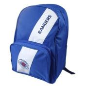 Glasgow Rangers FC Football Club School Bag Backpack
