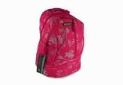 Hi-Tec Ladies Girls Floral BACKPACK RUCKSACK School or College Bag Travel