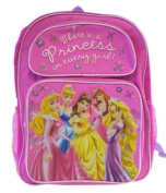 Disney Princess Full Backpack - Princesses Large School Bag