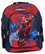 Spider Man Full BackPack - SpiderMan Large School Bag