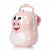 The Cuties And Pals Pig Backpack - Pink