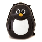 The Cuties And Pals Penguin Backpack - Black