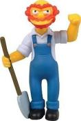 Simpsons Figurines Series 3 Springfield Elementary - Groundskeeper Willie [Toy]