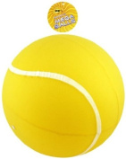 25cm Giant Yellow Tennis Mega Ball - Outdoor Toys And Games